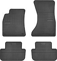 Гумові килимки автомобільні в салон Frogum для Audi A4/S4/RS4 (mkIV)(B8) 2008-2016 (FG 0728)