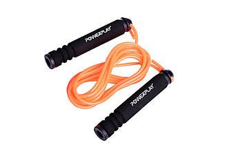 Скакалка PowerPlay 4205 помаранчева
