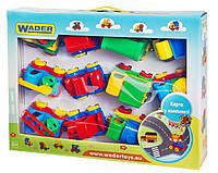 Игрушечная машинка авто Wader Kid Cars 12 шт (39243)