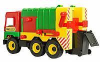 Игрушечный мусоровоз Wader Middle Truck (39224)