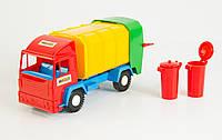 Игрушечный мусоровоз Wader Mini Truck (39211)