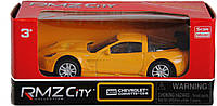 Машинка RMZ City Chevrolet Corvette в асс. (354005)