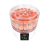 Сушарка для харчових продуктів Zelmer ZFD1005 520W max 10 kg, фото 3