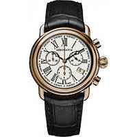 Швейцарський годинник Aerowatch 1942 Chrono Quartz 83926RO03, фото 1