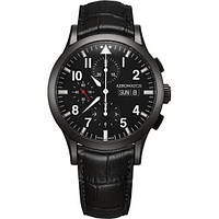 Чоловічий годинник пілота Aerowatch Les Grandes Classiques Pilote 61948NO03
