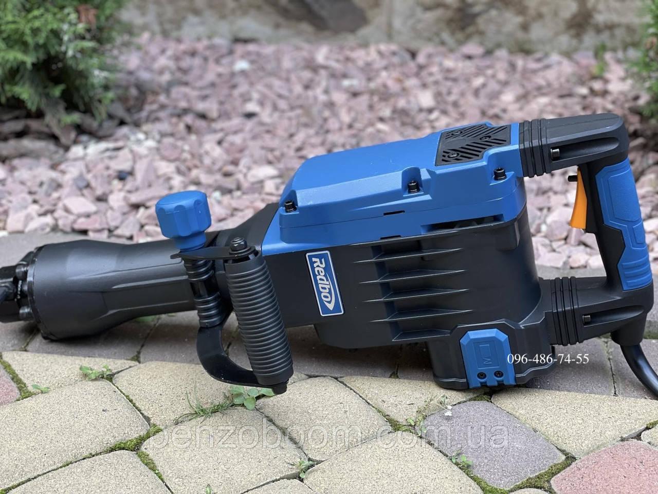 Отбойный молоток Redbo Z1C-RB2-100A 70ДЖ бетонолом SDS-Max