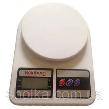 Электронные кухонные весы на 5 кг Rainberg RB-400