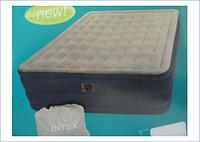 Кровать Intex 67906 оснащенна электрическим наосом(191х99х46см)