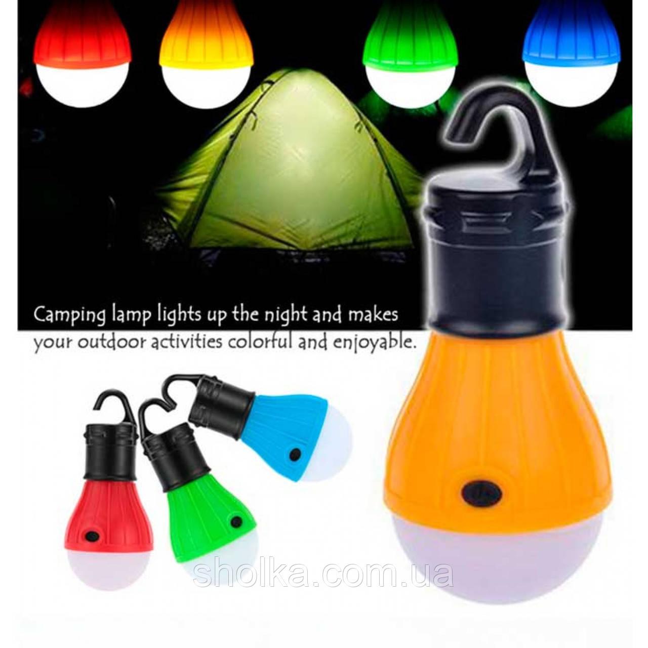 Светильник, Кемпинговая лампа Led Camping Bulb Light