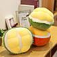 Милі муфточки-подушки з пледом 3 в 1 Дуріан, фото 2
