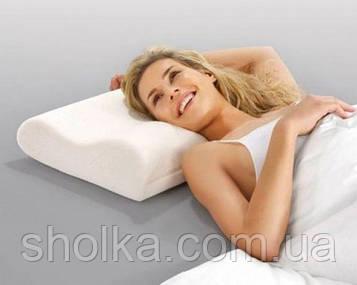 Подушка с памятью memory pillow