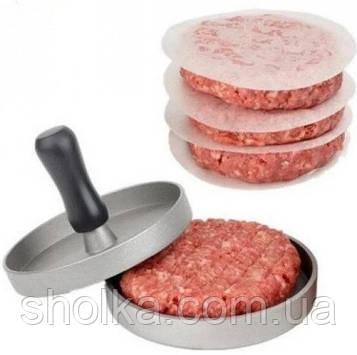 Прес форма для котлет, гамбургерів, бургерів Benson BN-084