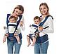 Рюкзак-кенгуру для переноски ребенка - Hip Seat, фото 4