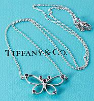 Кулон Бабочка Tiffany