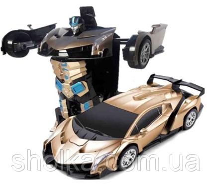 Машинка-трансформер LAMBORGHINI Transformer 1:12