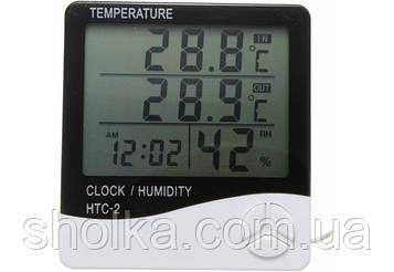 Термометр HTC-2 + выносной датчик температуры