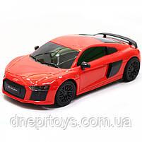 Машинка іграшкова Автопром на радіокеруванні Audi R8 червоний (8813), фото 4