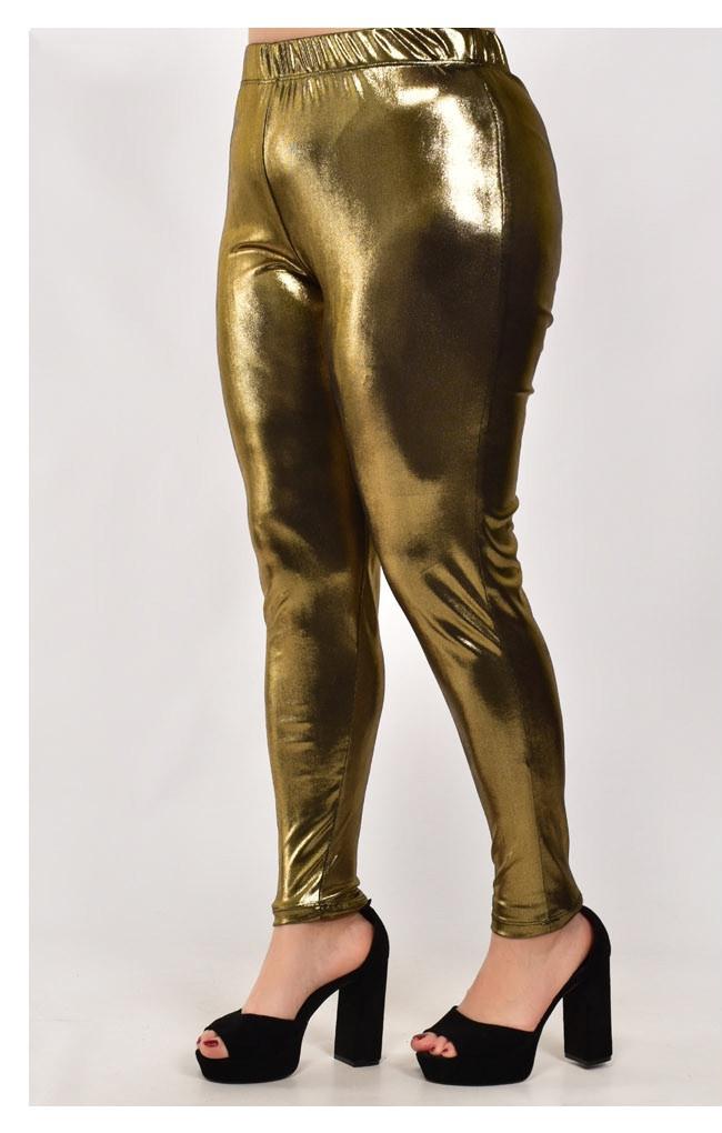 Лосины Золото женские Жіночі лосини туреччина Размер от 56 до 72