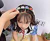Детский обруч для волос с заколками, детские аксессуары, фото 2