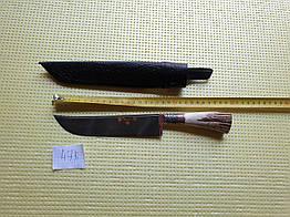 Ніж подарунковий. Гострий. Традиційні узбецькі ножі Пчаки ручної роботи.