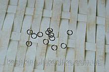 Перехідні кільця 4 мм нержавіюча сталь