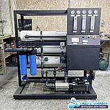 Cистема обратного осмоса Nerex LPRO181-WL (1 тона/час), фото 2