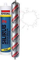 Силикон нейтральный 600мл /белый/ Silirub 2 SOUDAL
