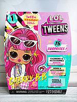Кукла ЛОЛ Подростки Черри-леди серии Tweens LOL Surprise Tweens Cherry B.B. 576709 Пром-цена