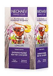 Faberlic Чайный напиток Long Life Землянично-медовый иван-чай с экстрактом саган-дайля Nechaev Family Club арт