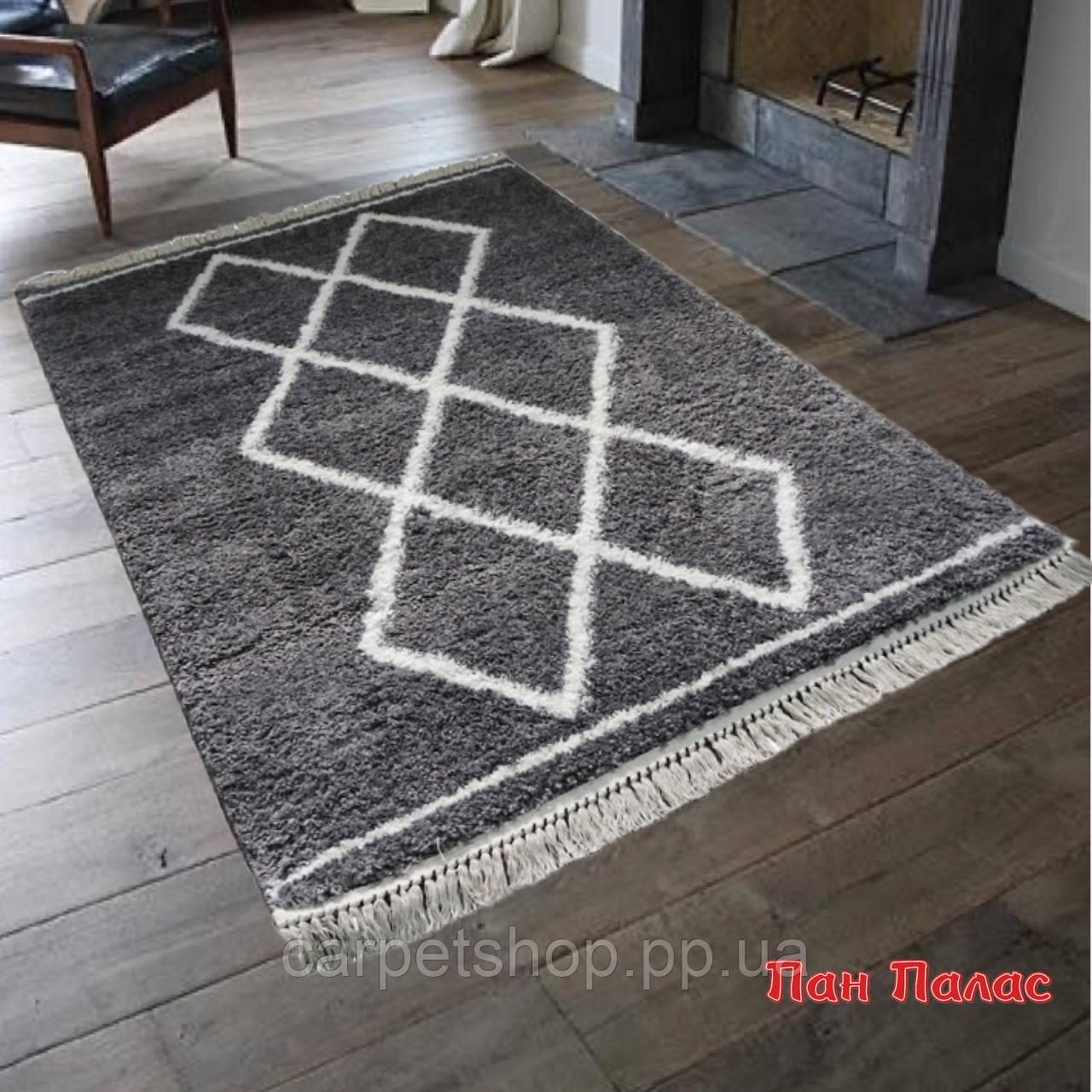 200х300 см. Ковер Tibet 12530/61 shaggy Karat carpet,
