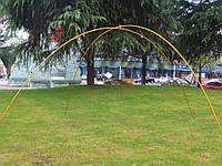 Комплект дуг для палатки 11 секций 2 шт  Золотистый, фото 1