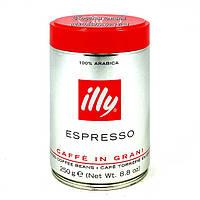 Кофе в зернах Illy Espresso средней обжарки жб 250г