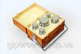 Набір гир 1мг-100г (клас точності F2)