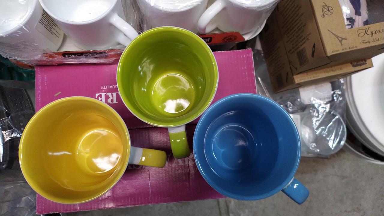 Чашка смачна кава Vittora 350мл. VT-C-110350