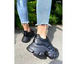 Кроссовки на массивной подошве, фото 5