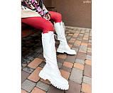 Сапоги на шнуровке, фото 2