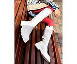 Сапоги на шнуровке, фото 3