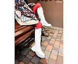 Сапоги на шнуровке, фото 4