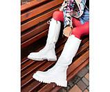 Сапоги на шнуровке, фото 5
