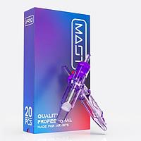 Mast Pro Картридж для тату і татуажа Картриджи  (20 шт) 0805RL