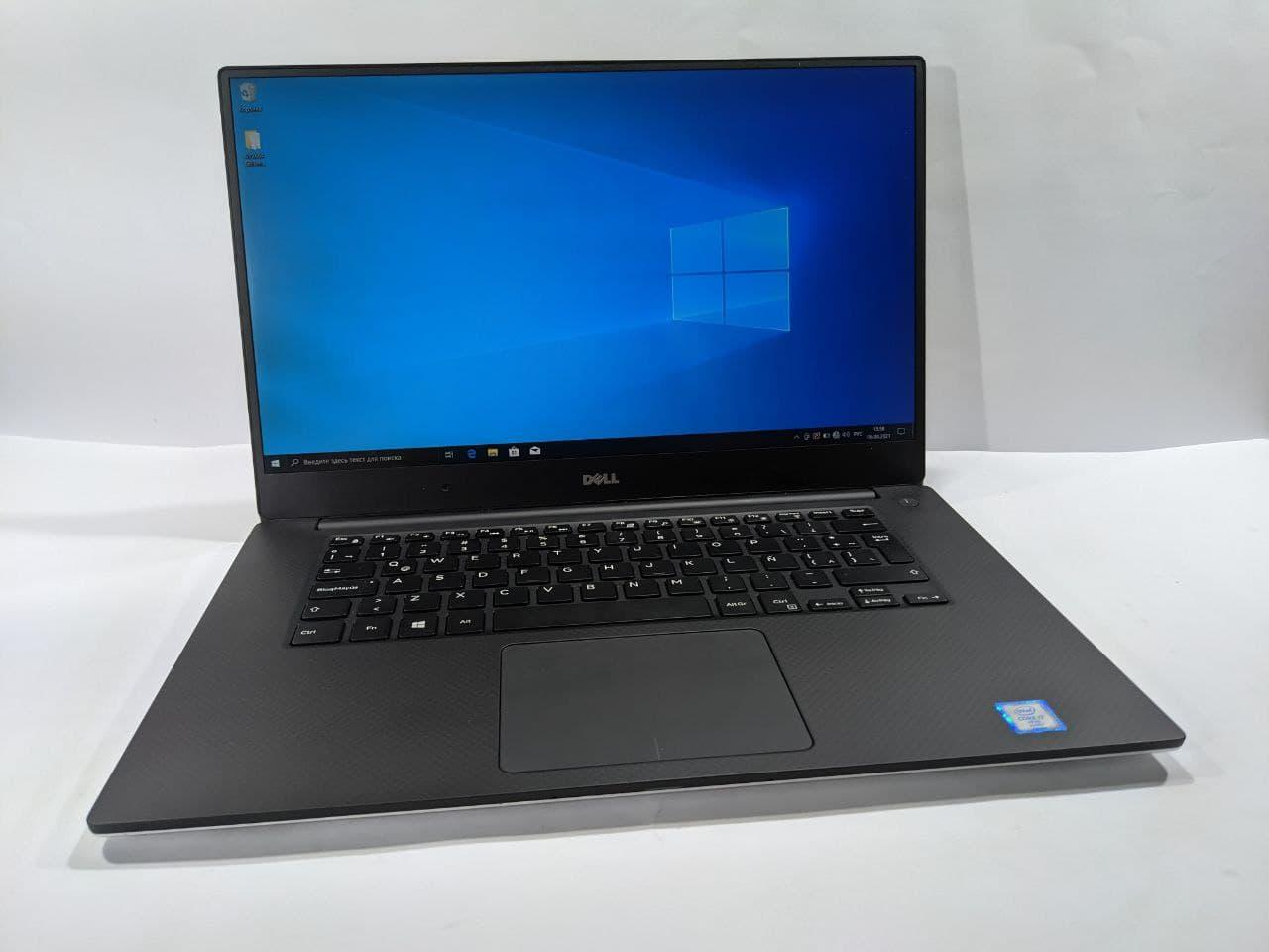 "Ноутбук Dell Precision 5510 Quadro M1000 / 15.6"" IPS /i7-6820HQ / 16/256Gb"