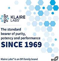 Амінокислота повна, Klaire Labs Adrenal Cortex 250 mg, 150 Вегетаріанських капсул Підтримка надпоче, фото 3