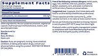 Klaire Labs Coenzyme Q10 - 150 mg  / Коэнзим Ку10 150мг 60 капс, фото 2