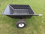 Причіп для квадроцикла, мотоблока, ATV trailer300KG, фото 5