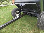 Причіп для квадроцикла, мотоблока, ATV trailer300KG, фото 8