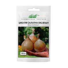 Семена лука Эксибишн,100 сем — поздний (150 дн), золотистый, круглый, репчатый, Bejo