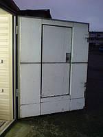 Поменять замок в гараже