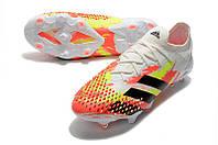Футбольные бутсы Adidas Predator Mutator 20+ FG/адидас мутатор/копы/футбольная обувь