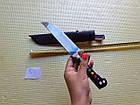 Пчак узбекский. Настоящий узбекский нож из г. Чуст. Сталь  ШХ-15, фото 4