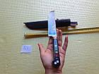 Пчак узбекский. Настоящий узбекский нож из г. Чуст. Сталь  ШХ-15, фото 7